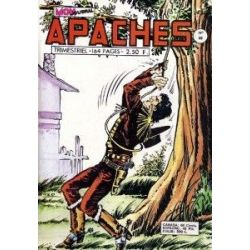 Apaches 68 - Les assassins du canyon