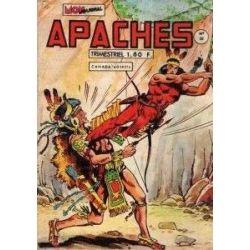 Apaches 50 - La grotte des caîmans