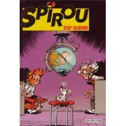 Spirou Album 218