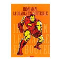 Iron man 14 - Le diable en bouteille - best of Marvel