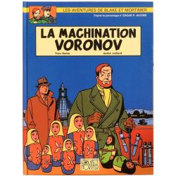 Blake et Mortimer 14 - La machination Voronov