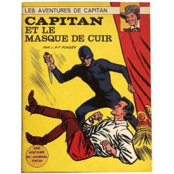 Capitan 3 - Le masque de cuir