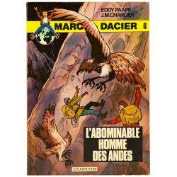 Marc Dacier (2nde série) 6 - L'abominable homme des Andes