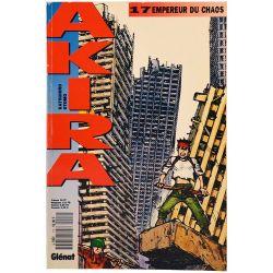 Akira (revue) 17 - Empereur du chaos