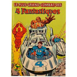 The best of Marvel 4 - Le plus grand combat des 4 Fantastiques