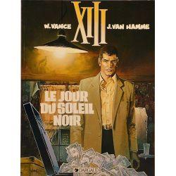 XIII 1 - édition spéciale McDonald - Le jour du soleil noir