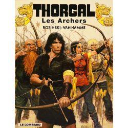 Thorgal 9 - édition spéciale McDonald - Les archers