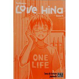 Love Hina 14 réédition