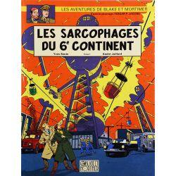 Blake et Mortimer 16 - Les sarcophages du 6e continent (T1)