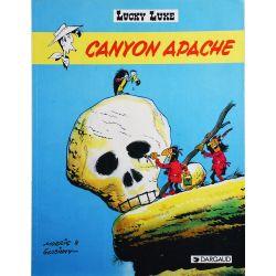 Lucky Luke 37 - édition spéciale McDonald - Canyon Apache