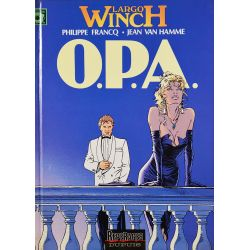 Largo Winch 3 - O.P.A.