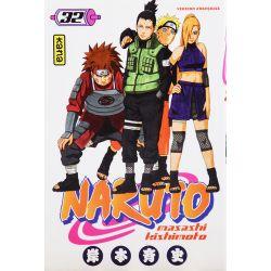 Naruto 32 - Sur les traces de Sasuke !!