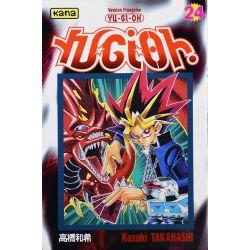 Yu-Gi-Oh ! 24 - Un tour fatal