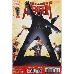 Uncanny Avengers (1ère série Panini) 3A