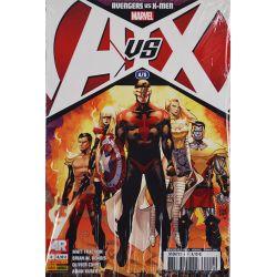 Avengers versus X-Men 4 (couverture KUBERT - tirage limité)