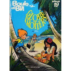 Boule et Bill 19 réédition - Globe trotters