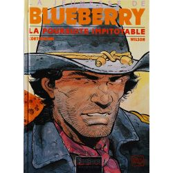 La jeunesse de Blueberry 7 réédition - La poursuite impitoyable