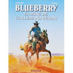 Blueberry 11 réédition spéciale réseau ESSO - La mine de l'allemand perdu
