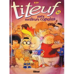 Titeuf 11 - Mes meilleurs copains
