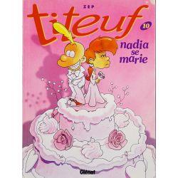 Titeuf 10 - Nadia se marie