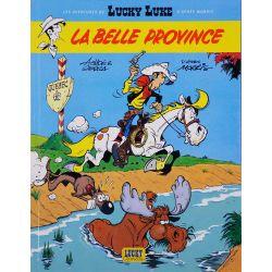 Les aventures de Lucky Luke 1 - La belle Province