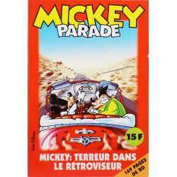 Mickey Parade (2nde série) 231 - Mickey : terreur dans le rétoviseur