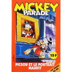 Mickey Parade (2nde série) 235 - Picsou et le portrait maudit