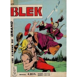 Blek (Le grand) - N°343 - Mensuel