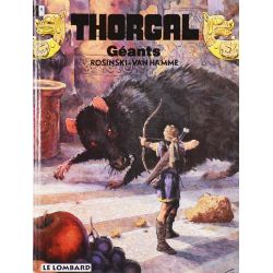 Thorgal 22 - Géants