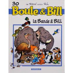 Boule et Bill 30 - La bande à Bill