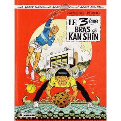 Chris Larzac - Le Grand Chelem 1 - Le troisième bras de Kan Shin