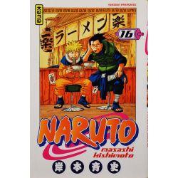 Naruto 16 - La bataille de Konoha, dernier acte !!