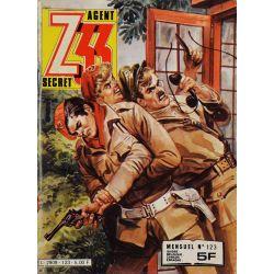 Z33 Agent Secret 123