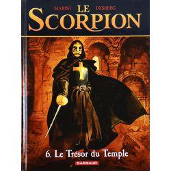 Le Scorpion 6 -Le trésor du Temple