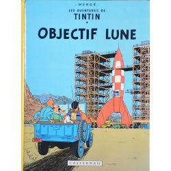 Tintin 16 réédition 1979 - Objectif Lune