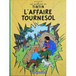 Tintin 18 réédition 1977 - L'affaire Tournesol