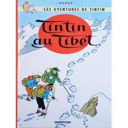Tintin 20 réédition - Tintin au Tibet