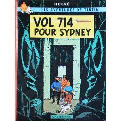 Tintin 22 réédition 1979 - Vol 714 pour Sydney