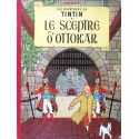 Tintin 8 réédition 1957 - Le sceptre d'Ottokar