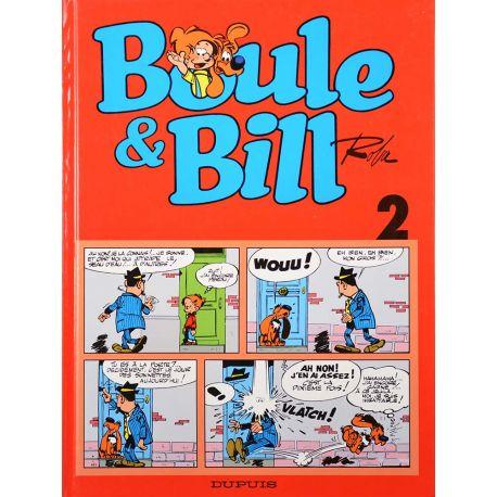 Boule et Bill (série de 1999) 2 réédition