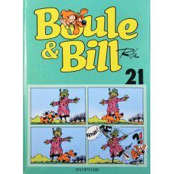 Boule et Bill (série de 1999) 21 réédition