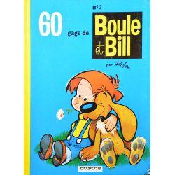 02 - Boule et Bill 2 (réédition EM) - 60 gags de Boule et Bill