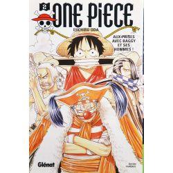 One Piece 2 - Réédition - Aux prises avec Baggy et ses hommes