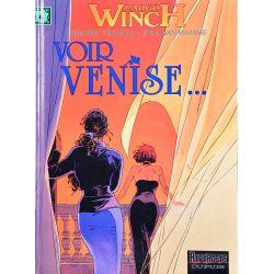 Largo Winch 9 - Voir Venise...