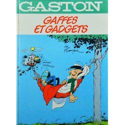 Gaston 0 réédition - Gaffes et gadgets