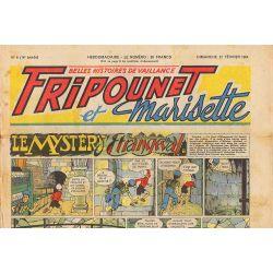 Fripounet et Marisette (1954) 8