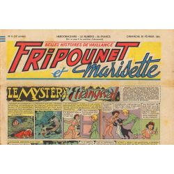 Fripounet et Marisette (1954) 9
