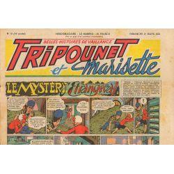 Fripounet et Marisette (1954) 12