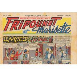 Fripounet et Marisette (1954) 15