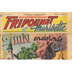 Fripounet et Marisette (1954) 16